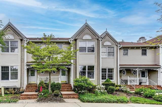 105 Northampton Drive, Holmdel, NJ 07733 (#22114714) :: Rowack Real Estate Team