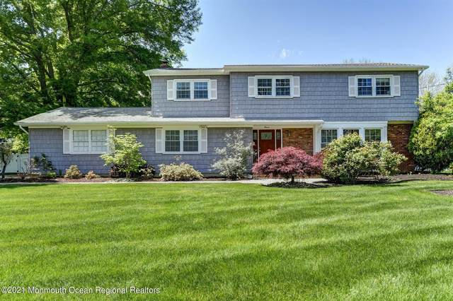 11 Andorra Terrace, Freehold, NJ 07728 (MLS #22114735) :: The DeMoro Realty Group | Keller Williams Realty West Monmouth