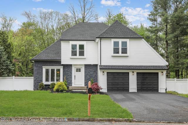 38 Bayberry Drive, Holmdel, NJ 07733 (MLS #22114760) :: The DeMoro Realty Group | Keller Williams Realty West Monmouth