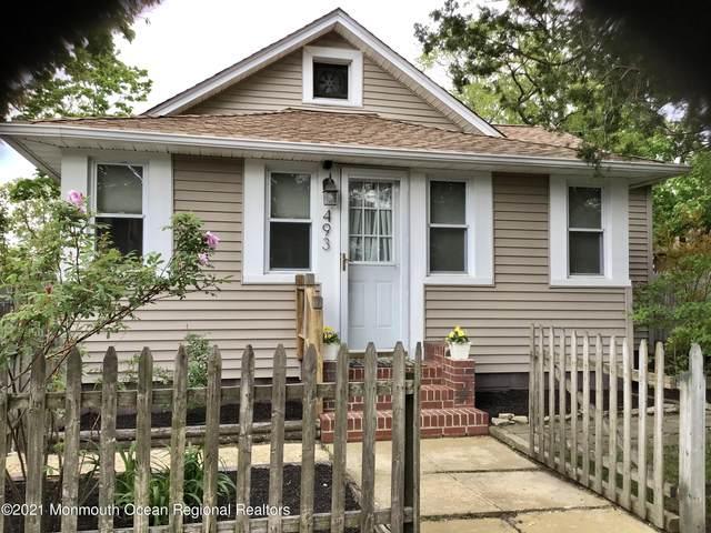 493 Laurel Avenue, Brick, NJ 08723 (MLS #22114769) :: PORTERPLUS REALTY