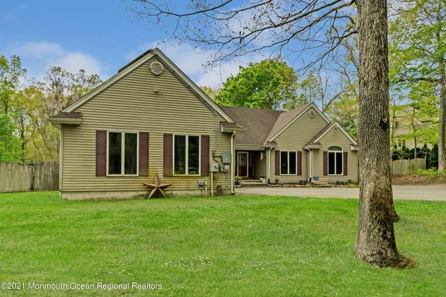 336 Clearstream Road, Jackson, NJ 08527 (MLS #22114801) :: The MEEHAN Group of RE/MAX New Beginnings Realty