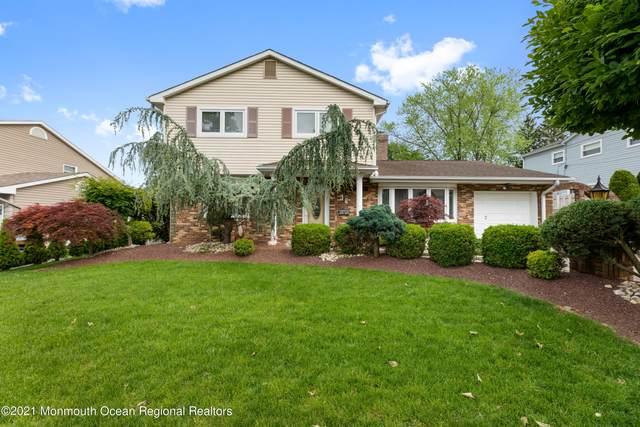 36 Ennis Drive, Hazlet, NJ 07730 (MLS #22114804) :: Kiliszek Real Estate Experts