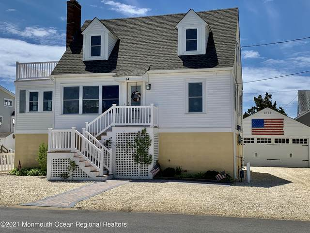 14 E South 34th Street, Long Beach Twp, NJ 08008 (MLS #22114822) :: The MEEHAN Group of RE/MAX New Beginnings Realty