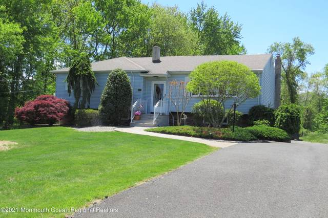 430 E Freehold Road, Freehold, NJ 07728 (MLS #22114824) :: The DeMoro Realty Group | Keller Williams Realty West Monmouth