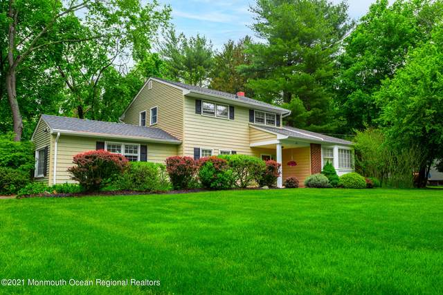 42 Joysan Terrace, Freehold, NJ 07728 (MLS #22114832) :: The MEEHAN Group of RE/MAX New Beginnings Realty