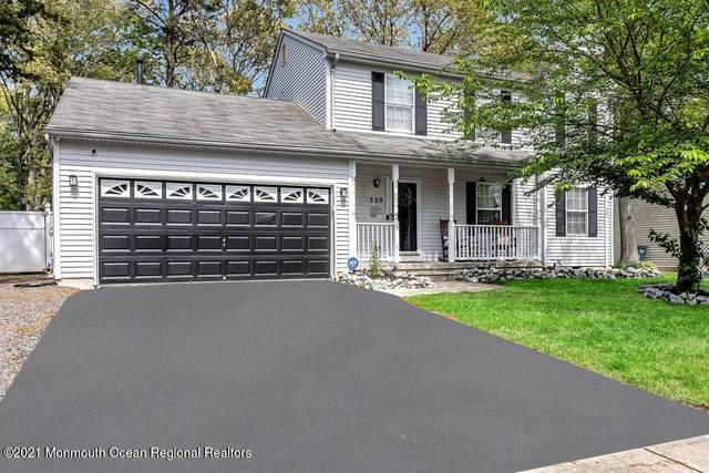 339 Harbourtown Boulevard, Little Egg Harbor, NJ 08087 (#22114839) :: Rowack Real Estate Team