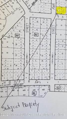000 E Street, Brick, NJ 08723 (MLS #22114842) :: The MEEHAN Group of RE/MAX New Beginnings Realty