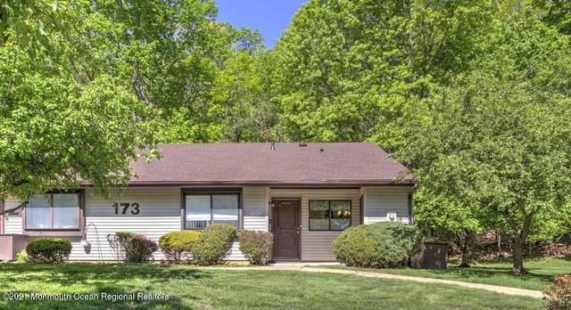 173 Amberly Drive D, Manalapan, NJ 07726 (MLS #22114851) :: The CG Group | RE/MAX Revolution