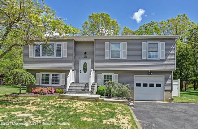 853 Miller Avenue, Jackson, NJ 08527 (MLS #22114875) :: The MEEHAN Group of RE/MAX New Beginnings Realty