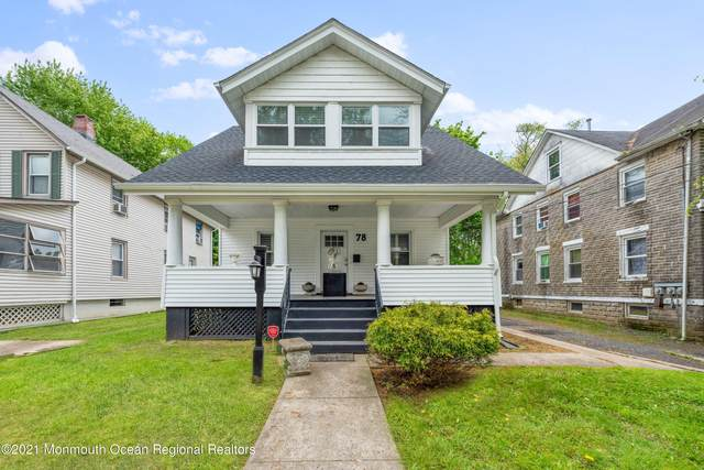 78 Jackson Street, Freehold, NJ 07728 (MLS #22114876) :: The DeMoro Realty Group | Keller Williams Realty West Monmouth