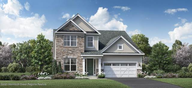 110 Grandview Circle, Farmingdale, NJ 07727 (MLS #22114890) :: The MEEHAN Group of RE/MAX New Beginnings Realty