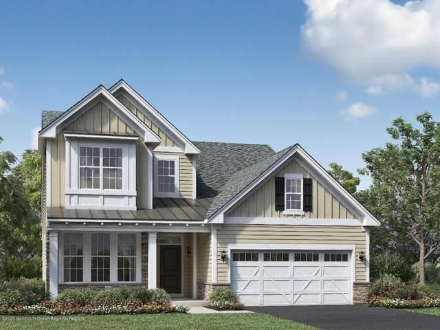 85 Grandview Circle, Farmingdale, NJ 07727 (MLS #22114891) :: The MEEHAN Group of RE/MAX New Beginnings Realty