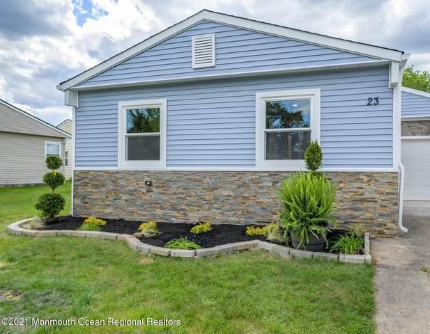 23 Pulaski Boulevard, Toms River, NJ 08757 (MLS #22114906) :: The MEEHAN Group of RE/MAX New Beginnings Realty