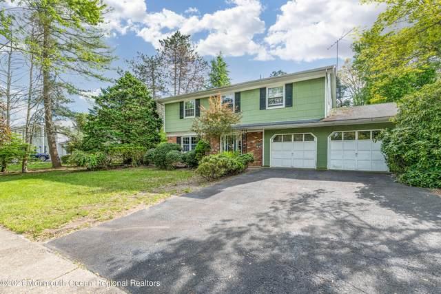 35 Old Bridge Drive, Howell, NJ 07731 (MLS #22114912) :: The DeMoro Realty Group | Keller Williams Realty West Monmouth