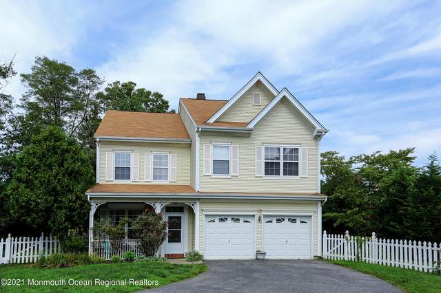 2093 Mica Court, Wall, NJ 07719 (MLS #22114915) :: The MEEHAN Group of RE/MAX New Beginnings Realty