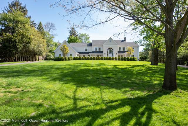 11 Fair Haven Road, Rumson, NJ 07760 (MLS #22114918) :: The MEEHAN Group of RE/MAX New Beginnings Realty