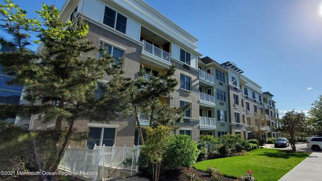 55 Melrose Terrace #211, Long Branch, NJ 07740 (MLS #22114937) :: Kiliszek Real Estate Experts