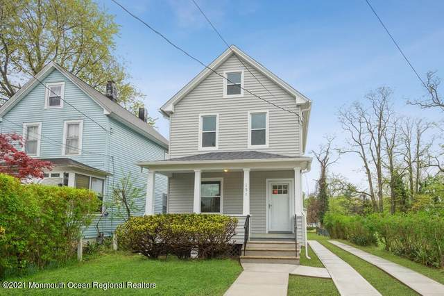 151 Catherine Street, Red Bank, NJ 07701 (#22114946) :: Daunno Realty Services, LLC