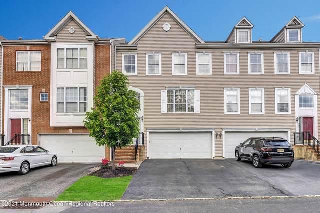 216 Nathan Drive #2160, Morganville, NJ 07751 (#22114990) :: Rowack Real Estate Team