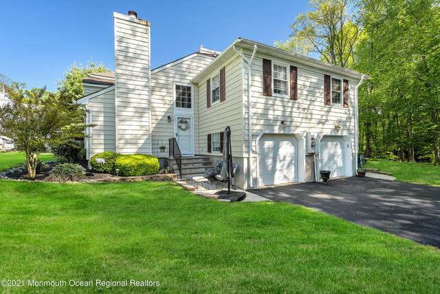 1201 Buckingham Circle, Middletown, NJ 07748 (MLS #22115004) :: The CG Group | RE/MAX Revolution