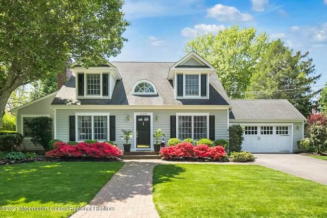 60 Heights Terrace, Fair Haven, NJ 07704 (MLS #22115052) :: Corcoran Baer & McIntosh