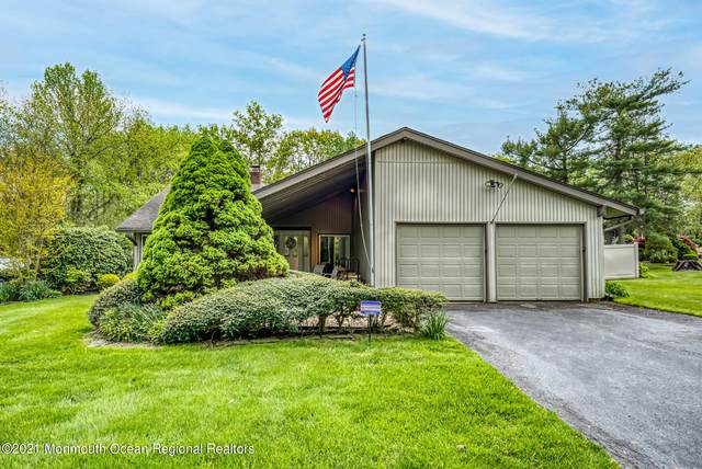 113 Vermont Court, Matawan, NJ 07747 (MLS #22115061) :: The MEEHAN Group of RE/MAX New Beginnings Realty