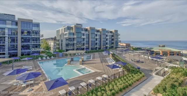 15 Morris Avenue #507, Long Branch, NJ 07740 (MLS #22115098) :: Kiliszek Real Estate Experts