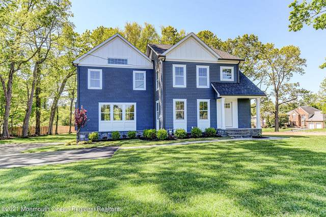 217 Oak Hill Road, Red Bank, NJ 07701 (MLS #22115171) :: The CG Group | RE/MAX Revolution
