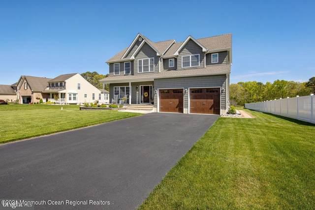 18 Eagle Ridge Lane, Eagleswood, NJ 08092 (MLS #22115181) :: The MEEHAN Group of RE/MAX New Beginnings Realty