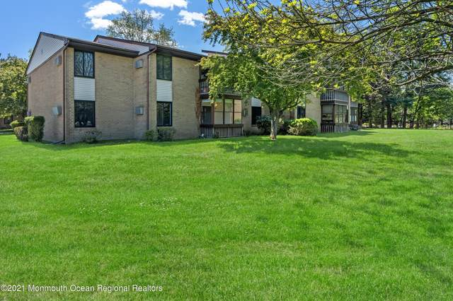 9 Pine Cluster Circle D, Manalapan, NJ 07726 (MLS #22115188) :: The CG Group | RE/MAX Revolution