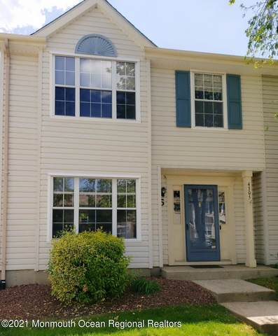 43 Kinnoll Hill Court #5, Freehold, NJ 07728 (MLS #22115207) :: The CG Group | RE/MAX Revolution