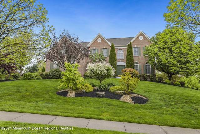 3 Saddle Court, Monroe, NJ 08831 (MLS #22115322) :: The MEEHAN Group of RE/MAX New Beginnings Realty