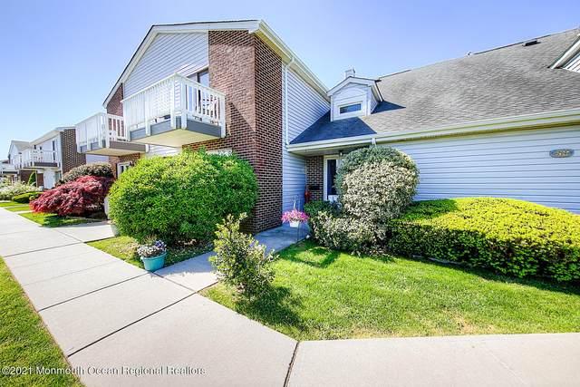 25 Meadow Avenue #51, Monmouth Beach, NJ 07750 (#22115381) :: Rowack Real Estate Team