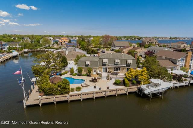 42 Margaret Court, Toms River, NJ 08753 (MLS #22115402) :: The MEEHAN Group of RE/MAX New Beginnings Realty
