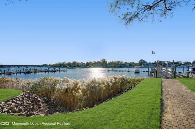 60 Rivergate Way, Long Branch, NJ 07740 (#22115418) :: Rowack Real Estate Team