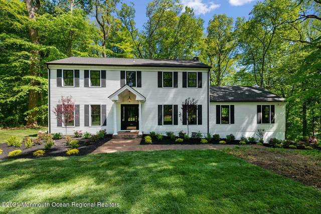 164 Red Hill Road, Middletown, NJ 07748 (#22115428) :: Daunno Realty Services, LLC