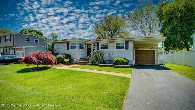 15 Annapolis Drive, Hazlet, NJ 07730 (MLS #22115430) :: PORTERPLUS REALTY