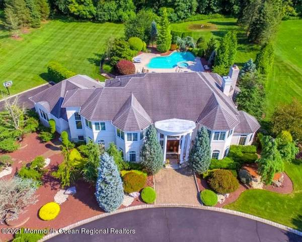 10 Squan Song Lane, Colts Neck, NJ 07722 (MLS #22115442) :: The CG Group | RE/MAX Revolution