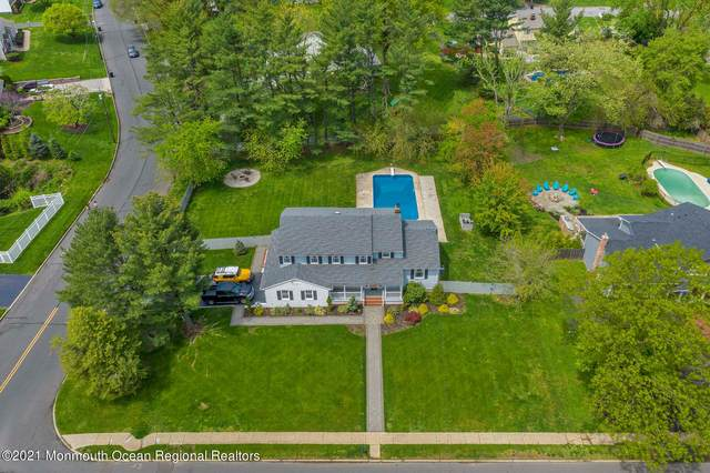 771 Middletown Lincroft Road R, Middletown, NJ 07748 (#22115452) :: Rowack Real Estate Team