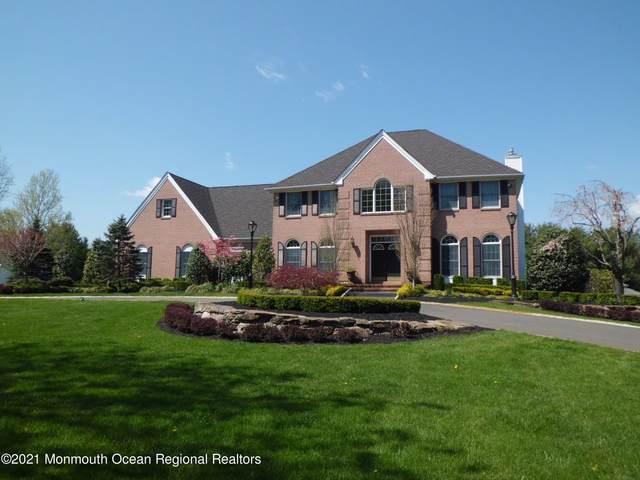 8 Twin Lakes Drive, Colts Neck, NJ 07722 (MLS #22115465) :: PORTERPLUS REALTY