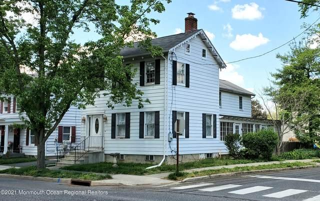 47 Church Street, Allentown, NJ 08501 (MLS #22115521) :: The CG Group | RE/MAX Revolution