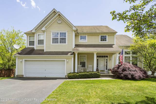2320 Forest Circle, Toms River, NJ 08755 (MLS #22115543) :: The MEEHAN Group of RE/MAX New Beginnings Realty