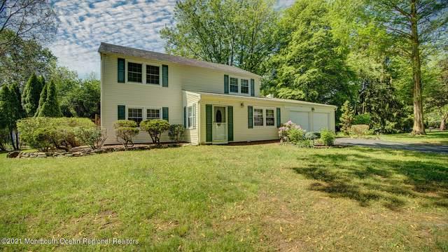 7 Hill Circle, Marlboro, NJ 07746 (#22115557) :: Rowack Real Estate Team