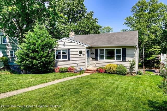 76 Statesir Place, Red Bank, NJ 07701 (MLS #22115621) :: The Dekanski Home Selling Team