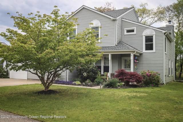 51 Concord Circle, Howell, NJ 07731 (MLS #22115680) :: Kiliszek Real Estate Experts