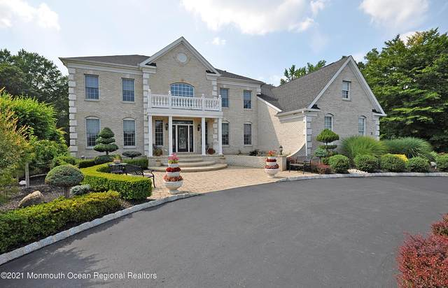 311 Brandon Boulevard, Freehold, NJ 07728 (MLS #22115723) :: The MEEHAN Group of RE/MAX New Beginnings Realty