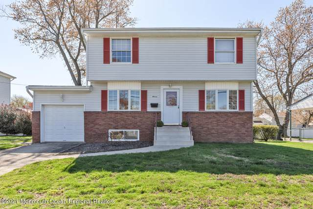 11 Cornell Drive, Hazlet, NJ 07730 (MLS #22115728) :: The MEEHAN Group of RE/MAX New Beginnings Realty