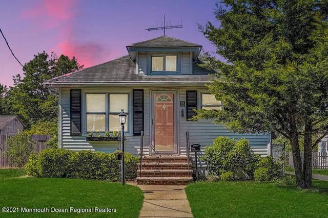 15 Simpson Avenue, Atlantic Highlands, NJ 07716 (MLS #22115732) :: The Dekanski Home Selling Team