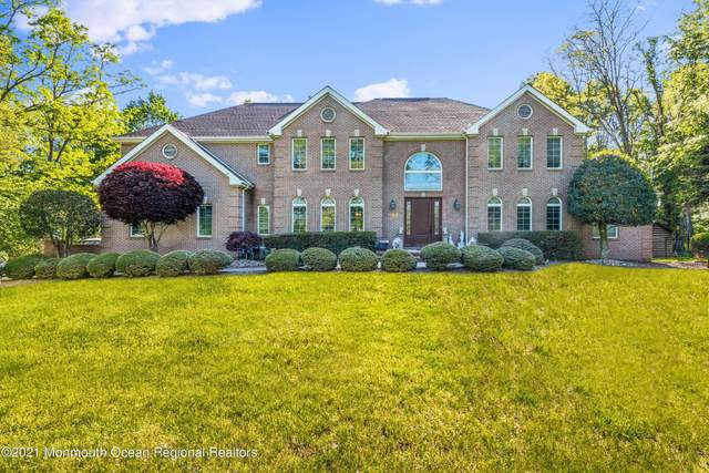 153 Gravel Hill Road, Manalapan, NJ 07726 (MLS #22115736) :: The DeMoro Realty Group | Keller Williams Realty West Monmouth