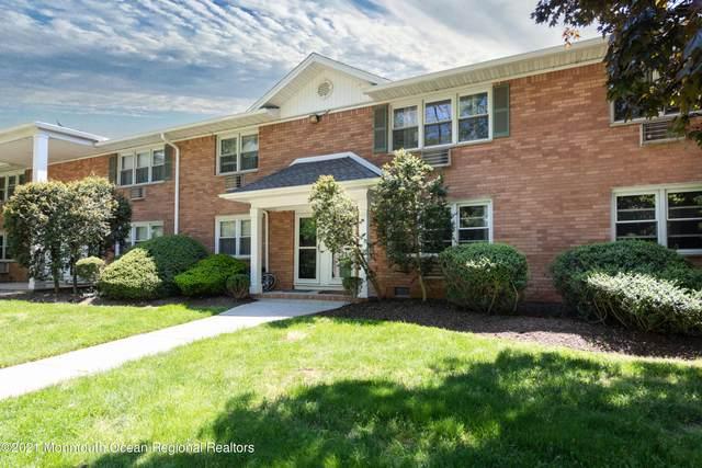 96 East Avenue #52, Atlantic Highlands, NJ 07716 (MLS #22115773) :: Provident Legacy Real Estate Services, LLC